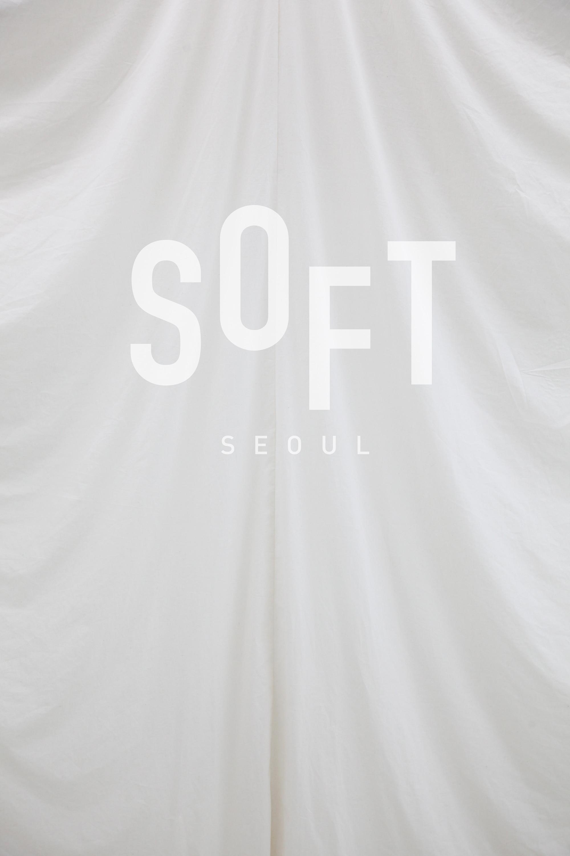 소프트서울(SOFT SEOUL) 하프문 레더백 [크림]